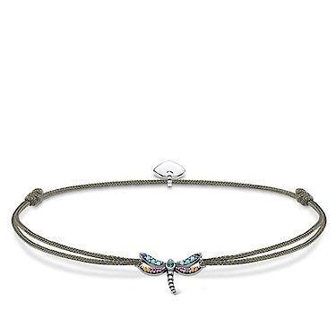 LS073-298-7-L20v Thomas Sabo Armband 14-20 cm - mehrfarbig Libelle