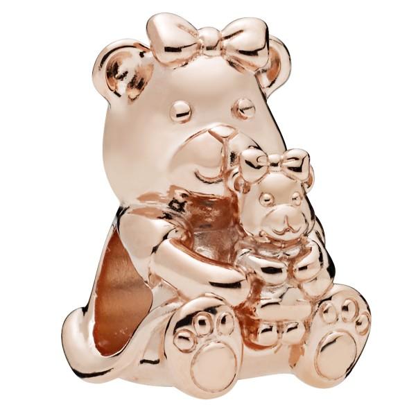 Bären PANDORA ROSE Charm 788007