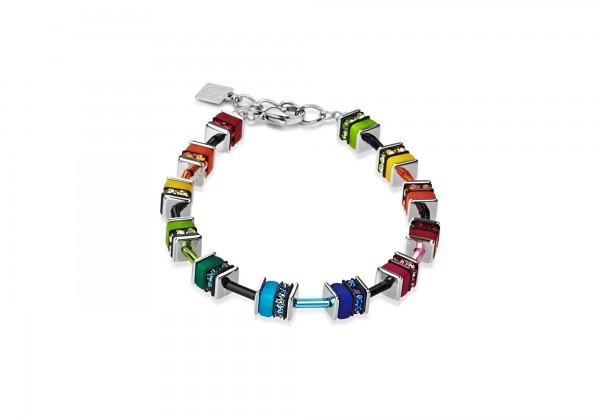 Geo Cube Armband multicolor 4409301500