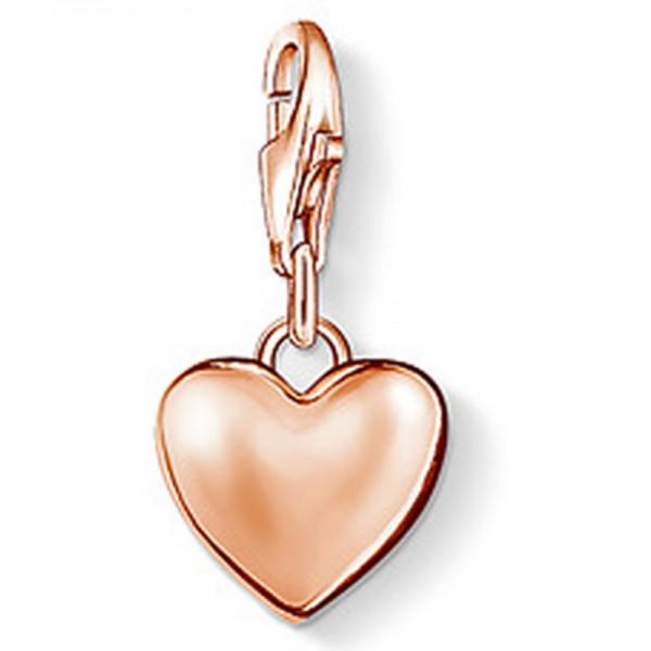 0926-415-12 Charm Anhänger Herz