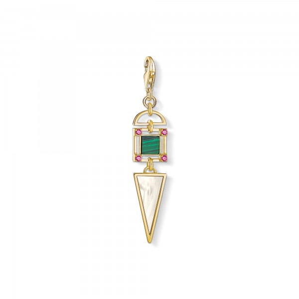 Y0048-967-7 Thomas Sabo Charm-Anhänger Ethno gold