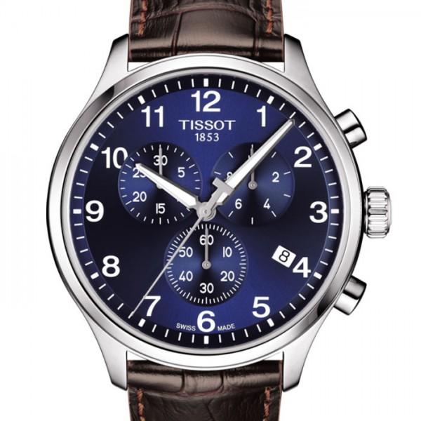 TISSOT Herrenchronograph Chrono XL T1166171604700