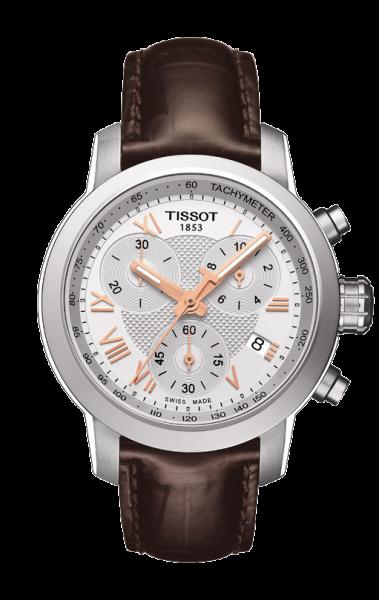 TISSOT PRC 200 Chronograph Lady Damenuhr T0552171603302