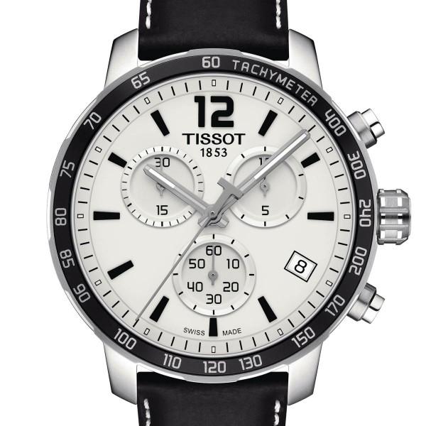 Tissot Quickster Chronograph Herrenuhr T0954171603700