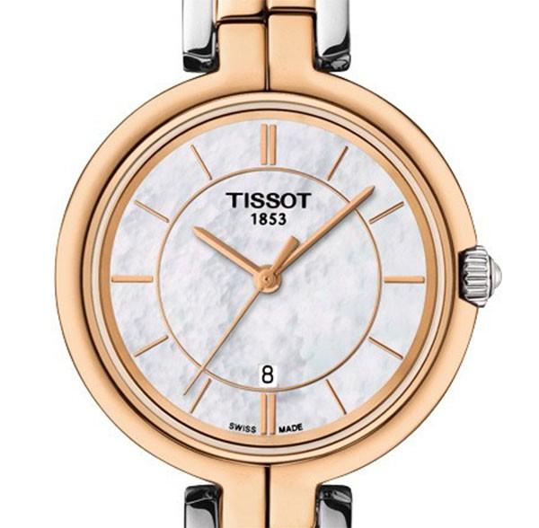 TISSOT Flamingo Damenuhr T0942102211100 | TISSOT | OROTIAMoo