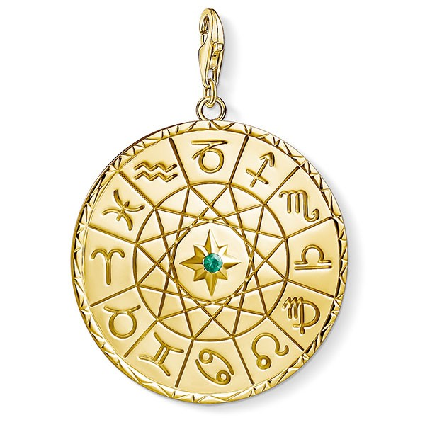 Generation Charm Club Sternzeichen Coin Gold Y0036-472-39