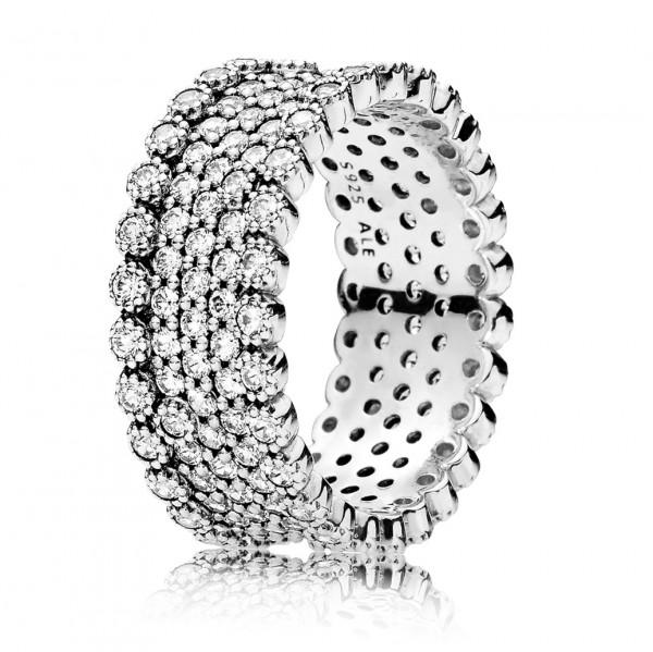 PANDORA Funkelnde Brillanz Ring 196313CZ