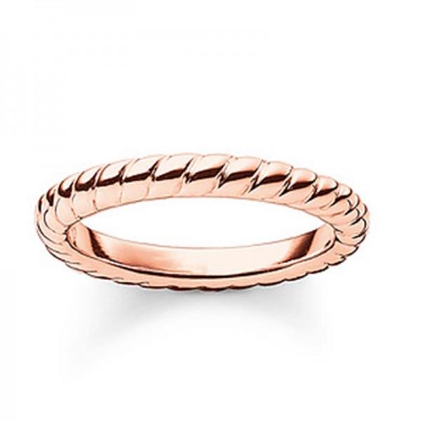 TR1978-415-12-56 Thomas Sabo - Silber - verg. Roségold - Ring