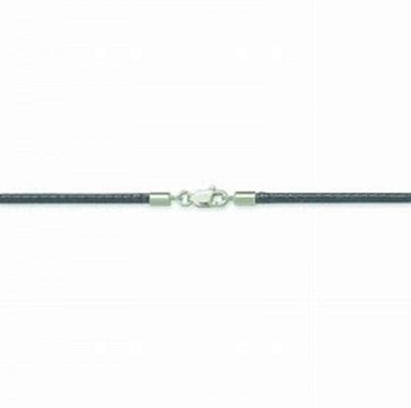 X0005-088-2 Thomas Sabo Halsband/Lederband braun 53 cm/2 mm