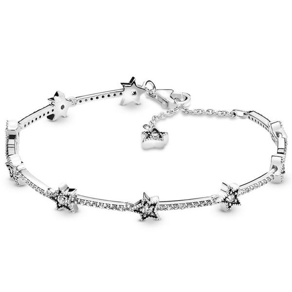 Celestial Stars bracelet PANDORA Armband 925er Sterlingsilber 598498C01