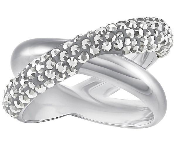 Swarovski Crystaldust Cross Ring 5372898 Weite: 58