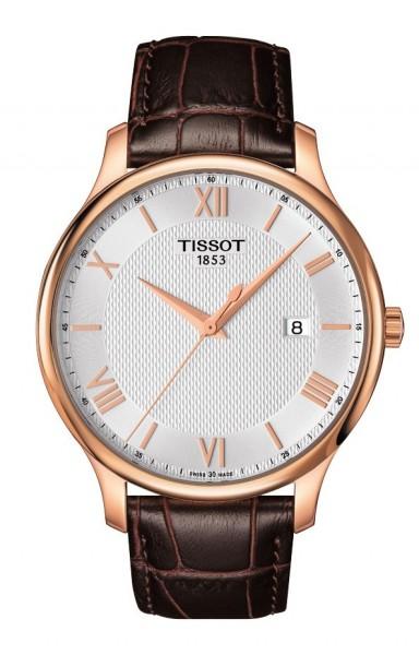 TISSOT Tradition Herrenuhr T0636103603800