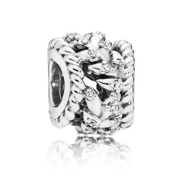 PANDORA Charm Seeds silver 797597CZ
