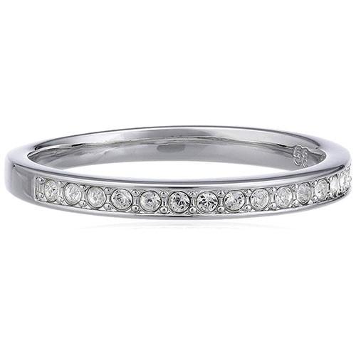 Swarovski Rare Ring, Weiss, Rhodiniert Weite: 58 1121068