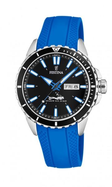 Festina Herrenuhr The Originals Dive F20378/3