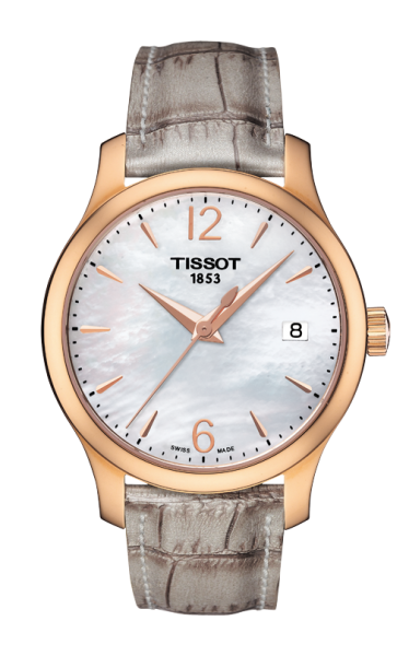 TISSOT Tradition Lady Damenuhr T0632103711700
