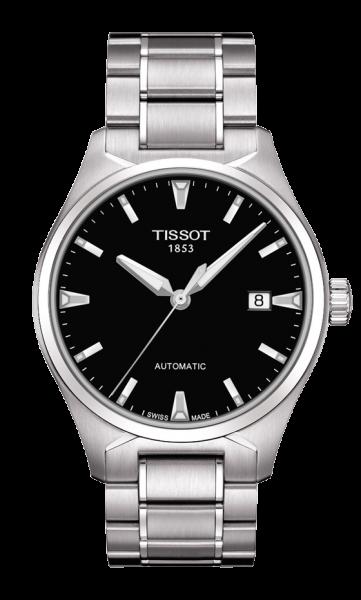 TISSOT T-Tempo Automatik Herrenuhr T0604071105100