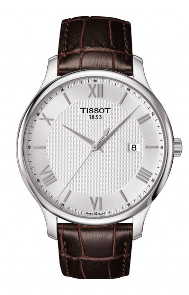 TISSOT Tradition Herrenuhr T0636101603800