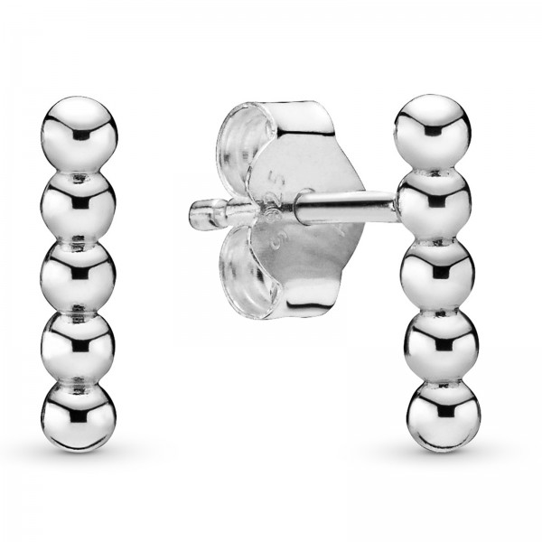 Row of Beads PANDORA Ohrringe 298359