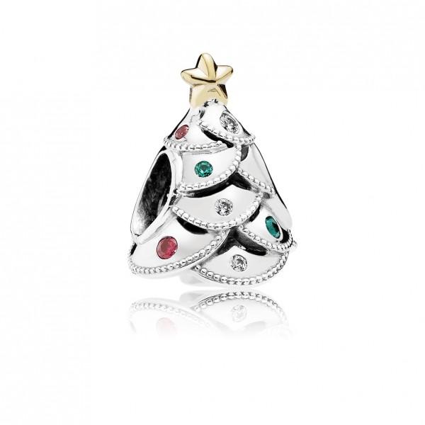 PANDORA Charm Weihnachtsbaum 791999CZRMX