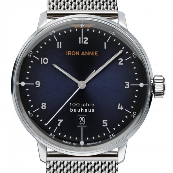 Iron Annie Bauhaus Herrenuhr 5046-M3