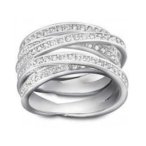 Swarovski Spiral Ring 1156306 - orotiamo.de