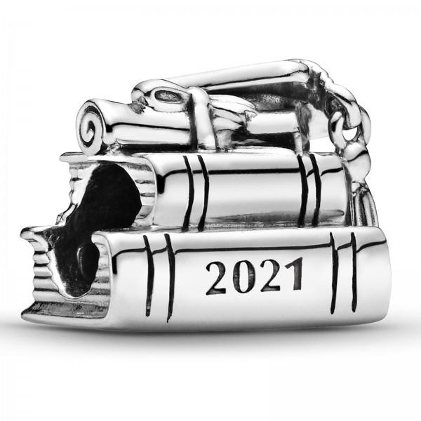 Schulabschluss 2021 PANDORA Charm 799325C00