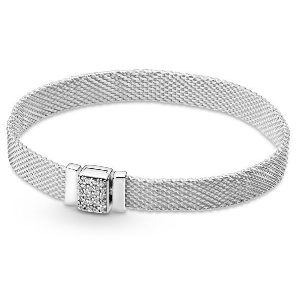 Funkelnder Verschluss Pandora Reflexions Armband 599166C01