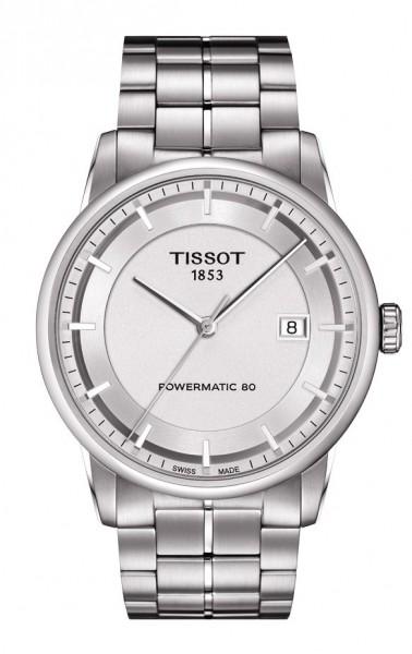 TISSOT Luxury Automatik Herrenuhr T0864071103100