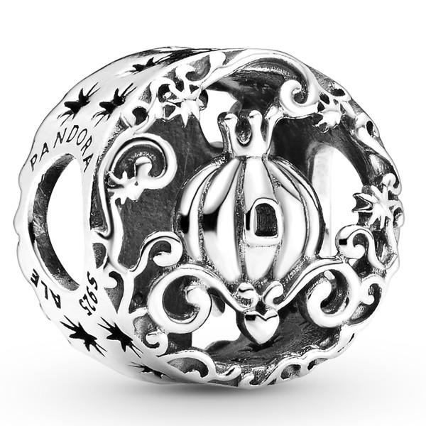 Disney Cinderella Mitternachts-Kürbis PANDORA Charm 799197C00