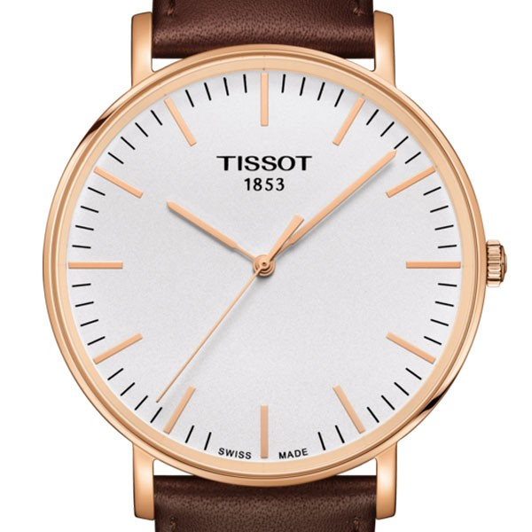 TISSOT EVERYTIME LARGE T1096103603100 - T109.610.36.031.00