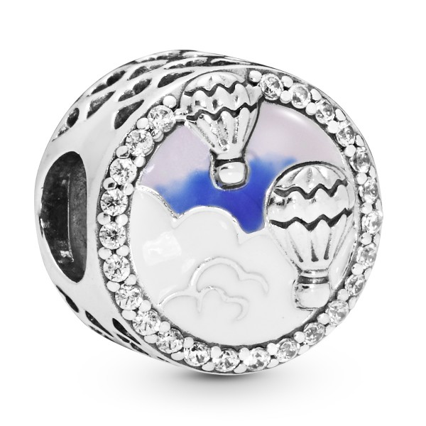Hot Air Balloon Trip PANDORA Charm 798061CZ
