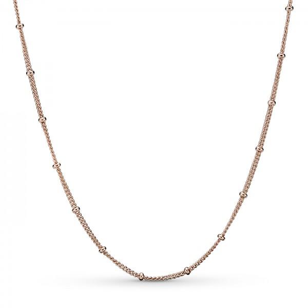 Beaded Necklace PANDORA ROSE Halskette 387210-70
