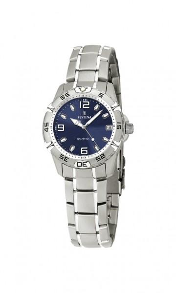 FESTINA Herren Damen-Armbanduhr F16172-4