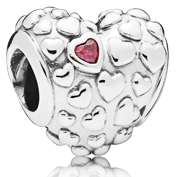 Mum in a million PANDORA MUTTER CHARM 797781CZR