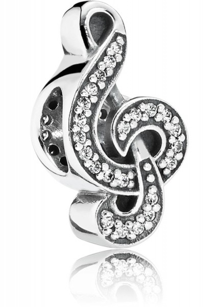 Pandora Charm Sweet Music 791381CZ