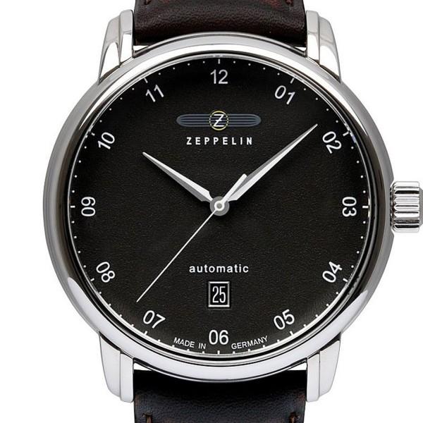 ZEPPELIN 8652-2 Herrenuhr New Captain's Line Automatic Swiss