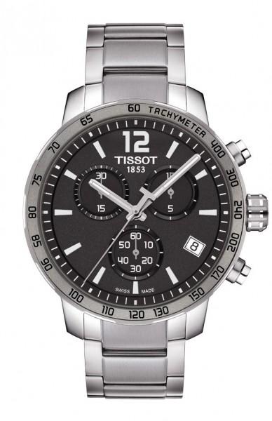 TISSOT Quickster Chronograph Herrenuhr T0954171106700