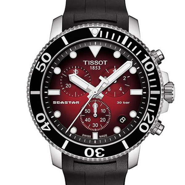 Tissot Seastar 1000 Chronograph Herrenuhr T1204171742100