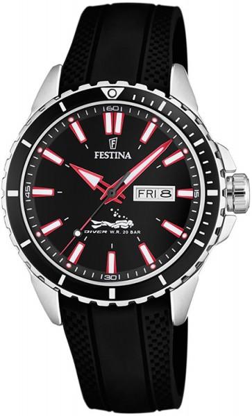 """Festina Herrenuhr """"The Originals Dive"""" F20378/2"""