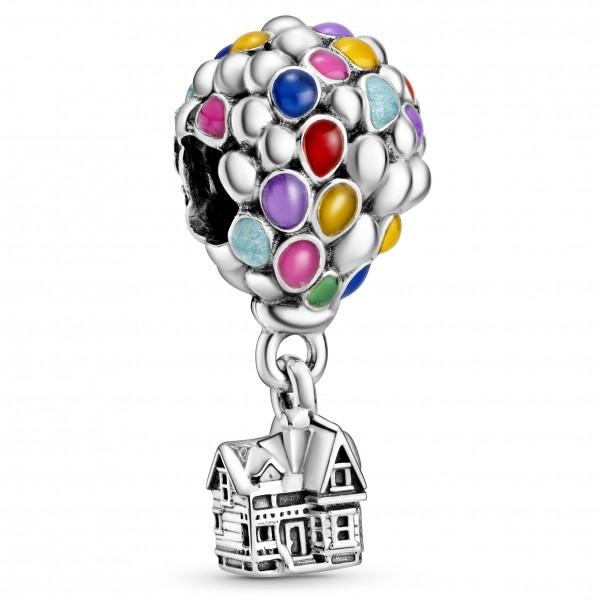 Disney Pixar's Oben Haus und Ballon PANDORA Charm 798962C01