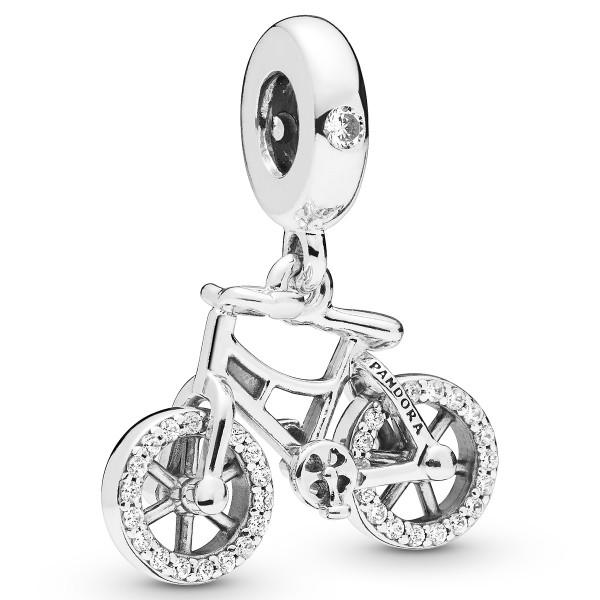 Bicycle Fahrrad PANDORA Charmanhänger 797858CZ