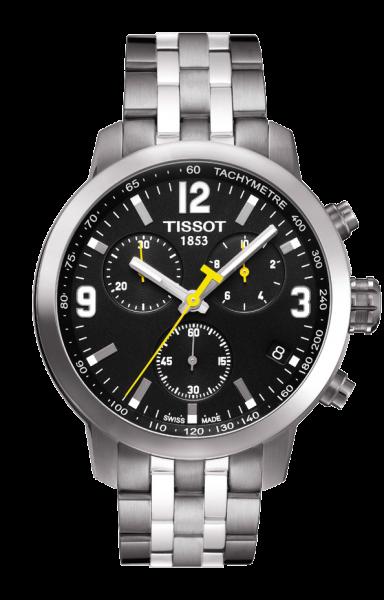 TISSOT PRC 200 Chronograph Herrenuhr T0554171105700
