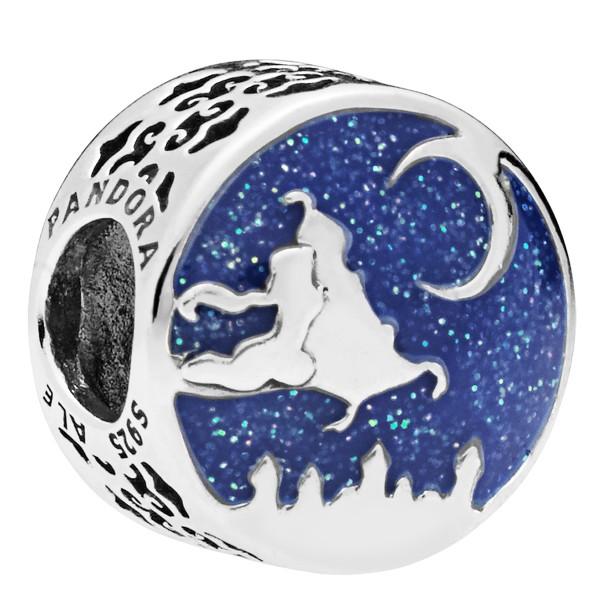 Disney Aladdin and Jasmine - PANDORA Charm Silber 798039ENMX