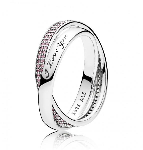 PANDORA Süßes Versprechen Ring 196546PCZ