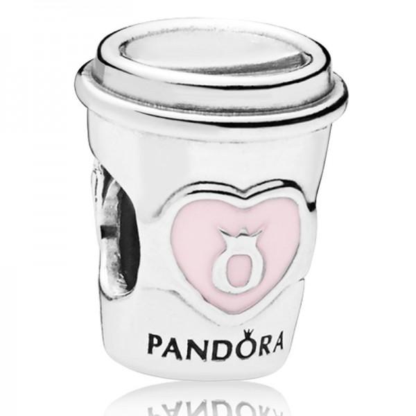 PANDORA Drink to Go Charm 797185EN160