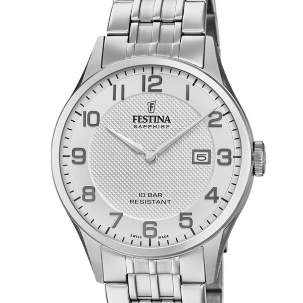 Festina Swiss Made Collection Herrenuhr F20005/1