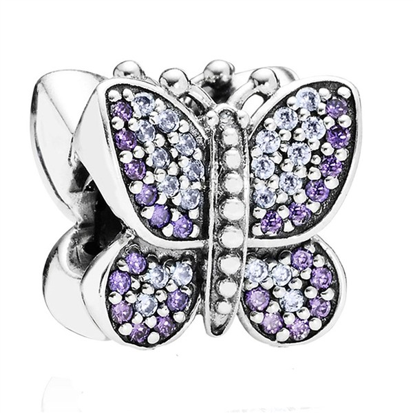 PANDORA Charm Funkelnder Schmetterling 791257ACZ