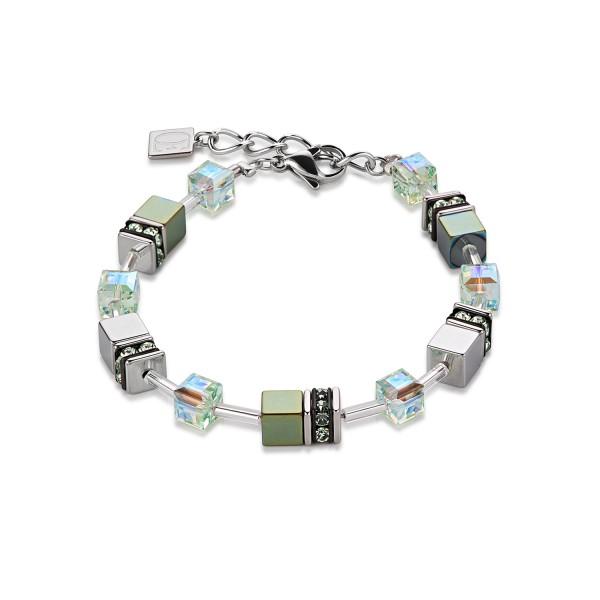 Geo Cube Armband grün 4015300500