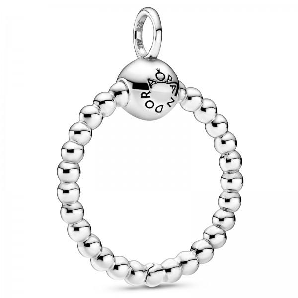 Pandora Kleiner Metallperlen O Kettenanhänger 399077C00